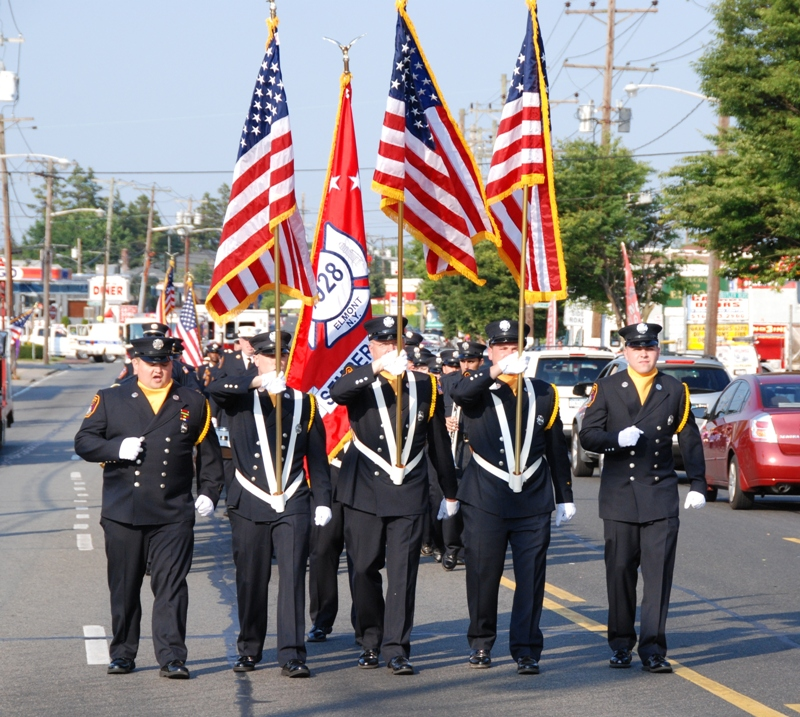EFD Color Guard