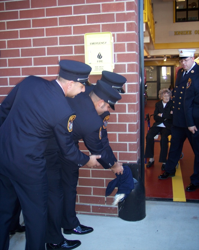 10-2-10 Dedication of Station 4